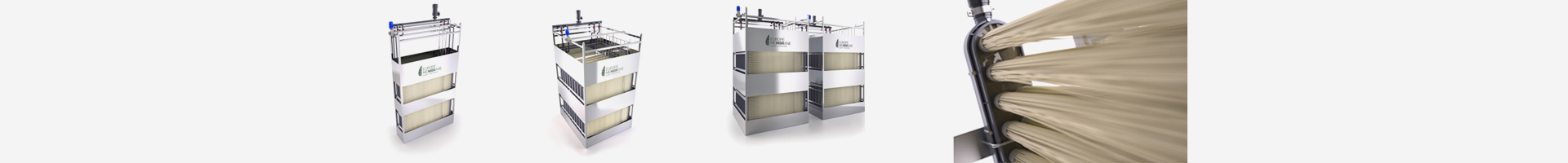 Ultrafiltration using membrane cassettesEuropeMembrane