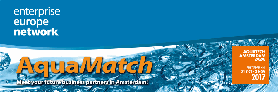 Europe Membrane will participate in the 5th edition of the AquaMatch!